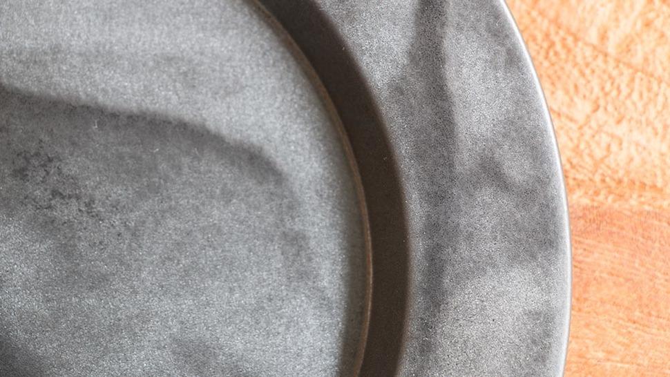 Teruhiro Yanagihara リムプレート180 ブラックの質感