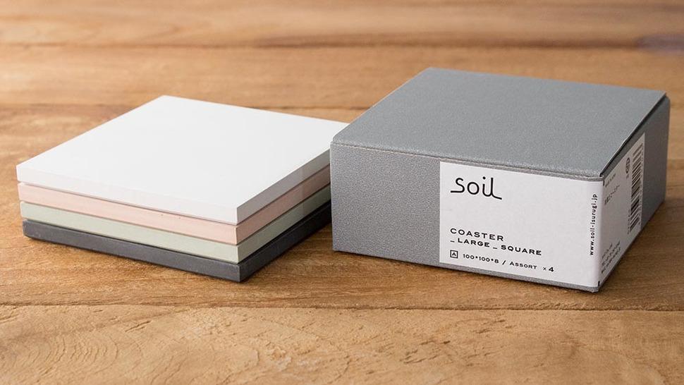 soilのコースター