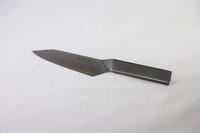 Origami black knife