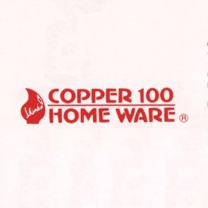 Logo copper100