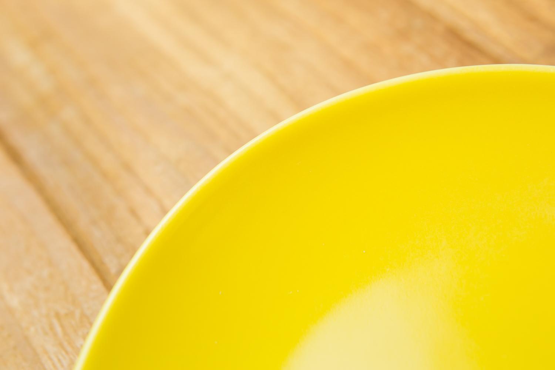 料理と相性が良い、丸くて可愛らしいシルエット