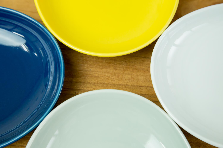 新生活はペアのお皿を揃えよう。陶器のおしゃれなCommonオーバルボウル