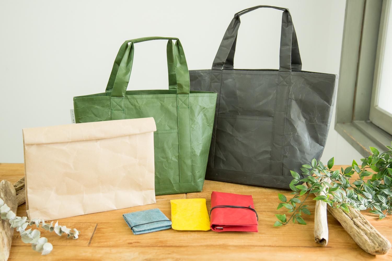 株式会社大直の和紙素材の雑貨のブランド「SIWA」