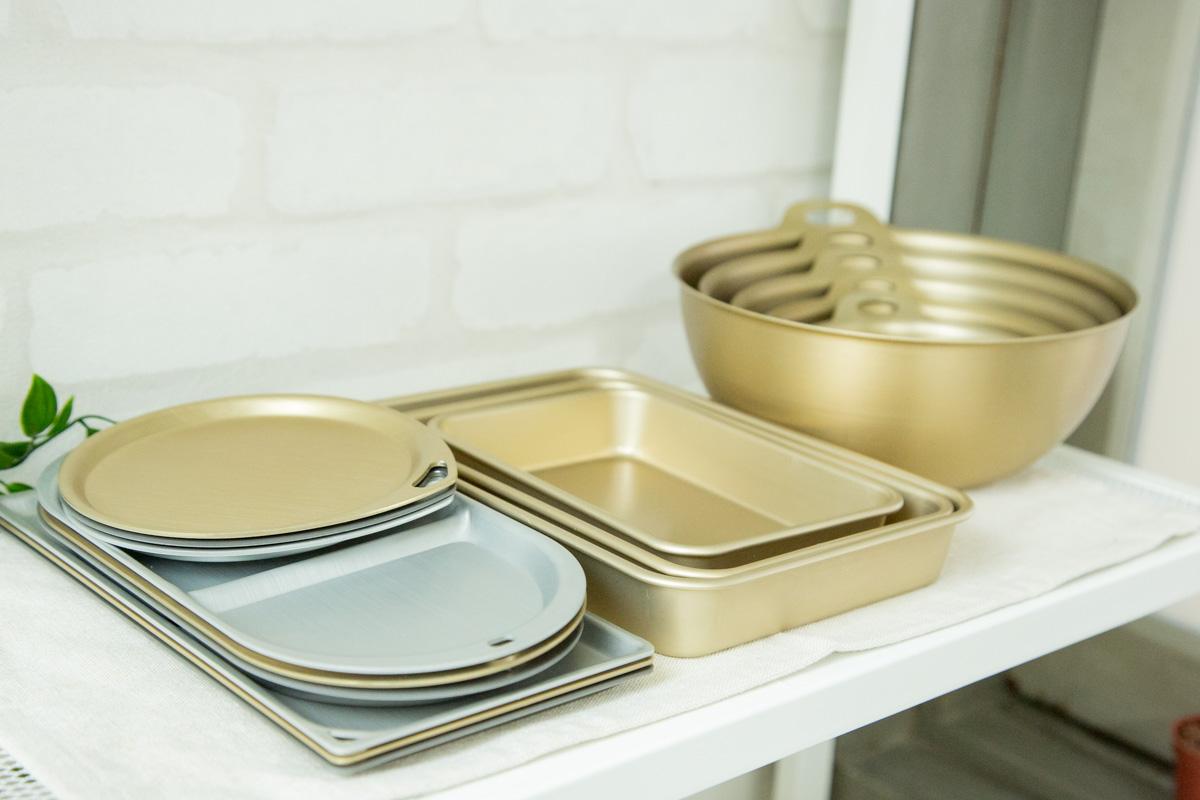 北陸アルミニウム株式会社の調理器具ブランド北陸アルミニウム