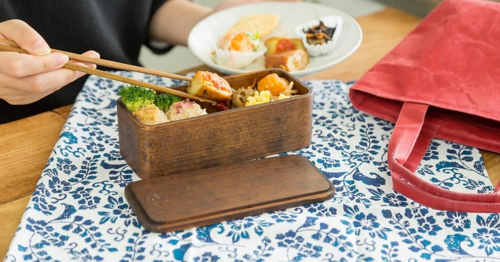 杉の木クラフトの「曲げわっぱ」のお弁当箱はなぜ選ばれるのか?
