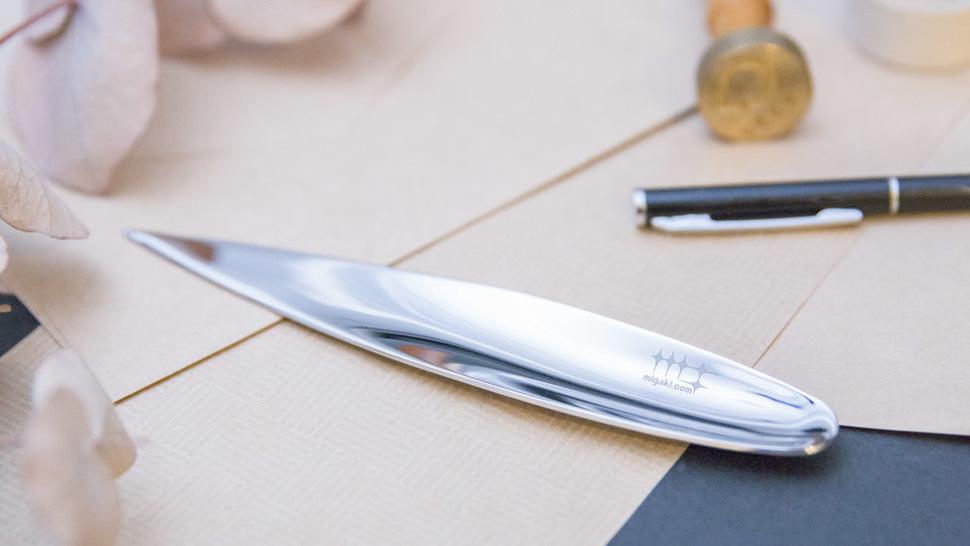ヨシカワ 磨き屋シンジケート ペーパーナイフ