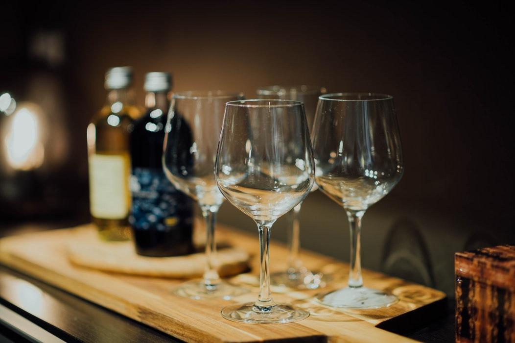 飲むワインの量を伝えよう