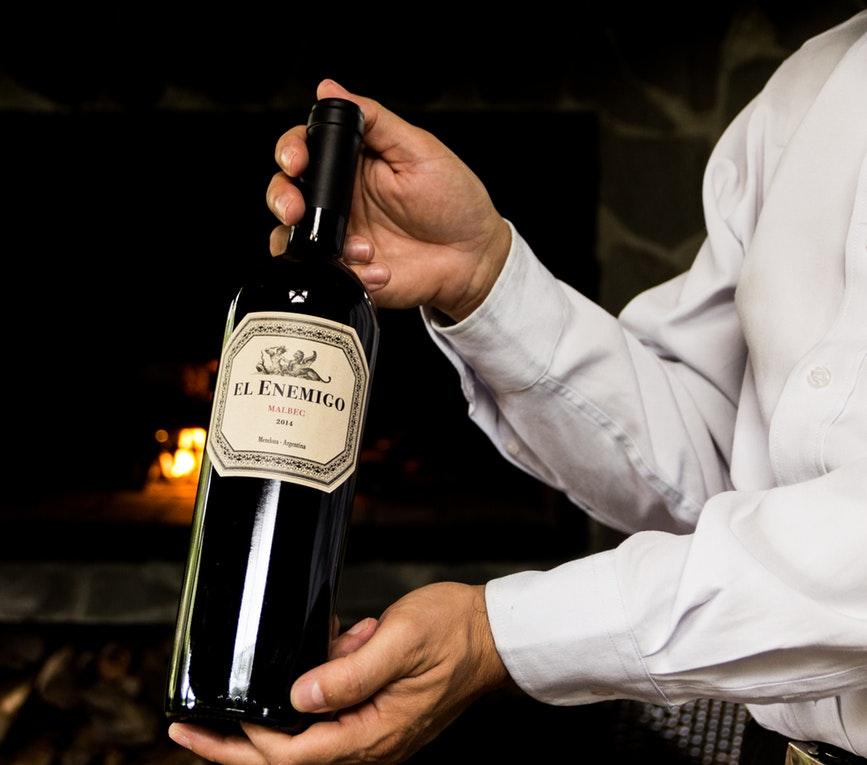 ワインの好みを伝える
