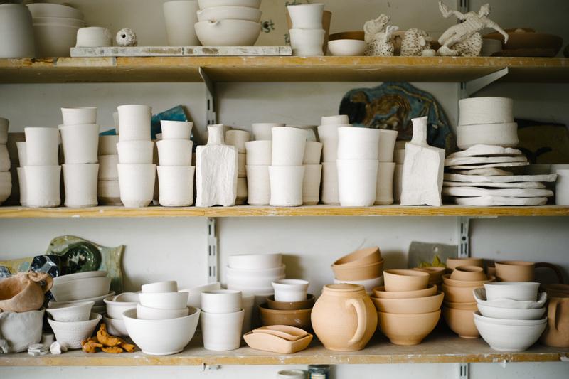 陶磁器の食器