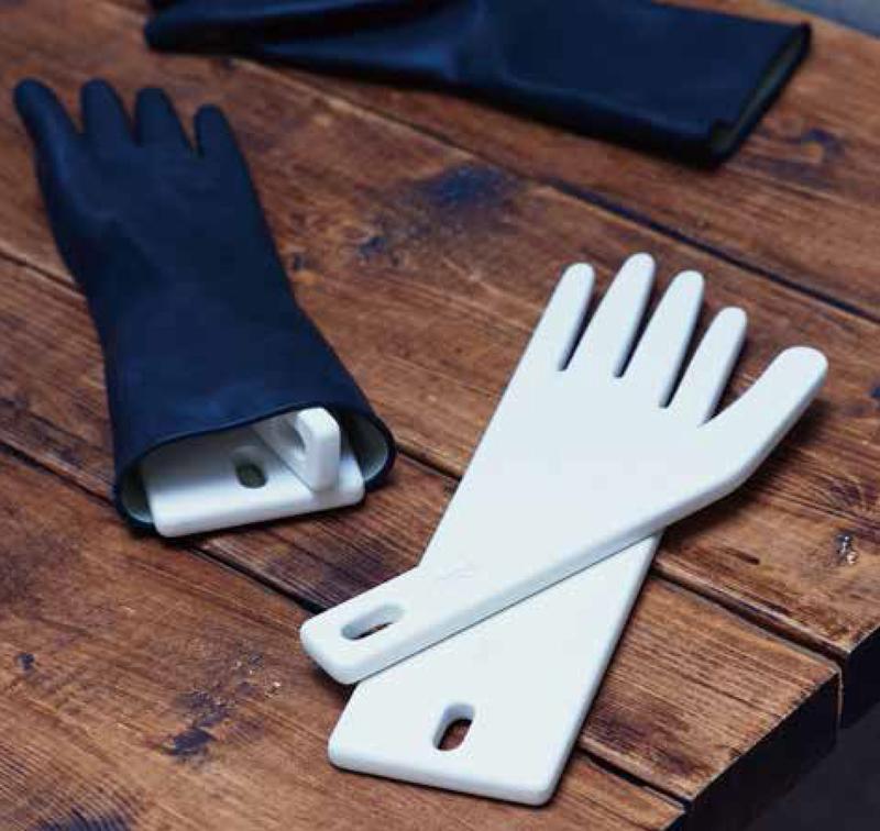 ゴム手袋用ドライングボード