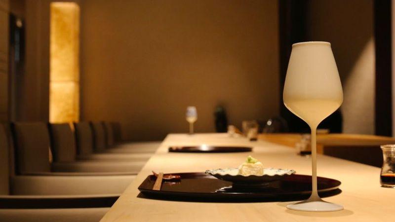 ギフト酒器ライスワイングラス