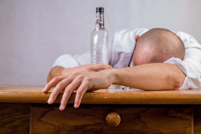 飲みすぎ状態