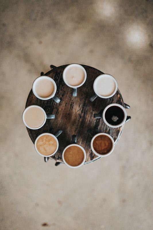 いろいろなコーヒー