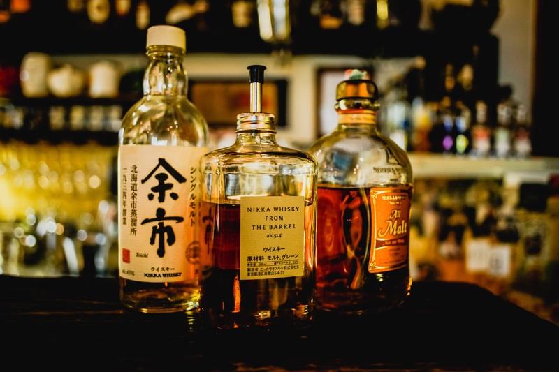 日本のウイスキー