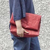 和紙のバッグ