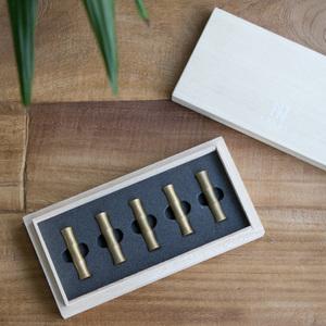 箸置き - Form 竹(5個セット)