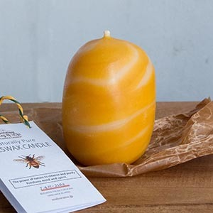BEESWAX CANDLE (M)