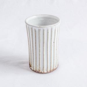 TS White ビアカップ ミニ