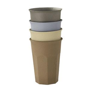 ソークカップ4色セット